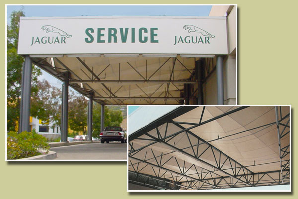 Belaire engineering architectural awnings company for Rab motors san rafael california